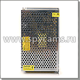Блок питания KDM-12В, 10A (металл) - с защитой от короткого замыкания